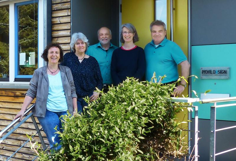 Foto von unserem interdisziplinären Team für technische Dienstleistungen